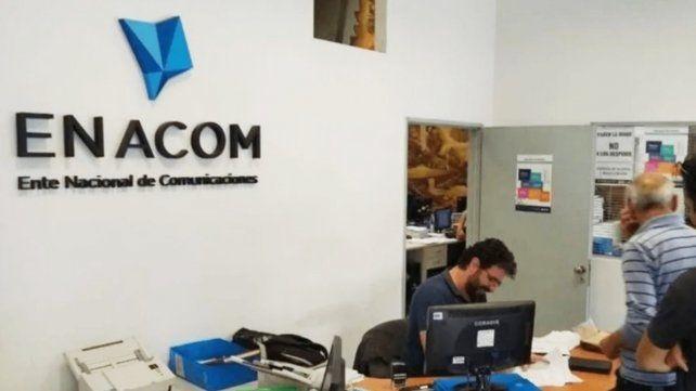 Réplica del Enacom: el gobierno cruzó a las empresas de telecomunicaciones