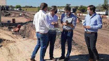 Paraná: nuevo recorrido por la Obra de Circunvalación