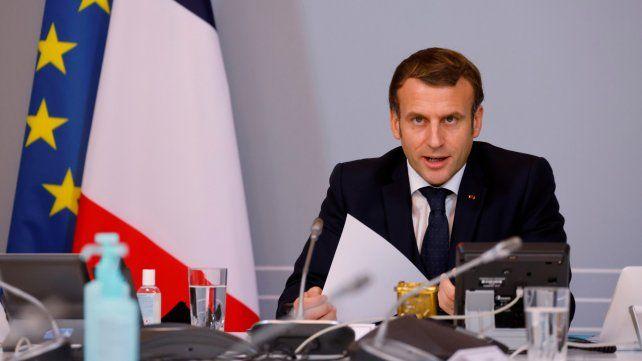 Francia levanta de a poco las restricciones: Se acabó el pico de la segunda ola