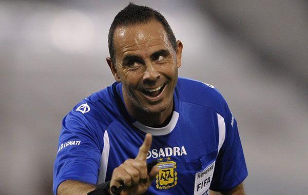 El controvertido Pablo Lunati