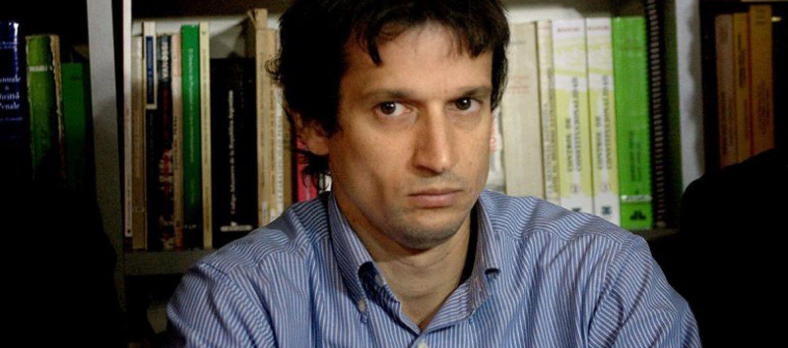 Lagomarsino calificó además a Nisman como el toro de Wall Street de Nueva York vivo.