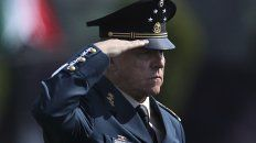 Poderoso y peligroso, el general Cienfuegos Zepeda fue el titular de Defensa del presidente Peña Nieto.