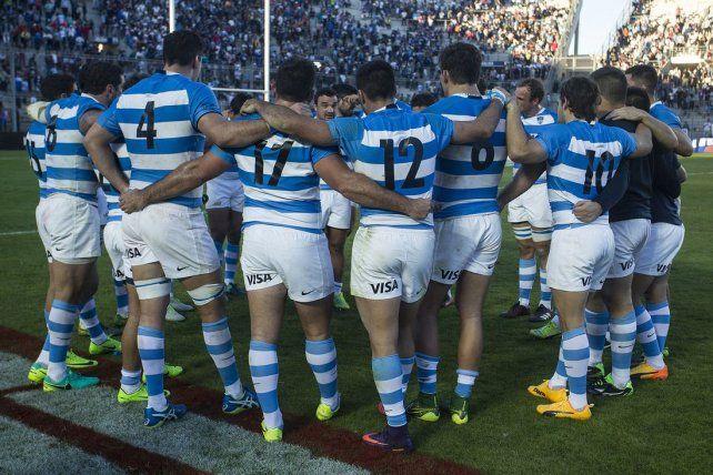 Pumas, sin sorpresas para el Rugby Championship de este año