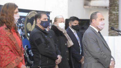 Funcionarios de la Policía Federal brindaron ayer los datos en una conferencia de prensa.