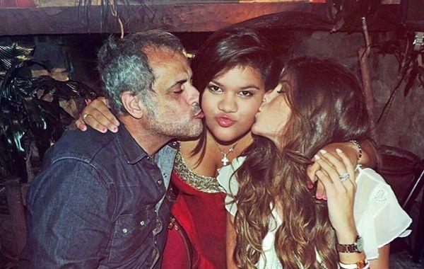 La foto que Morena Rial publicó en su cuenta de Instagram.