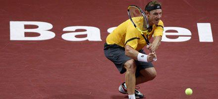 Basilea: Nalbandian le ganó el duelo a Del Potro y definirá ante Federer