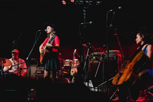 El certamen fue puesto en marcha por la gestión de Mónica Fein y llevó a músicas locales al escenario de Anfiteatro.