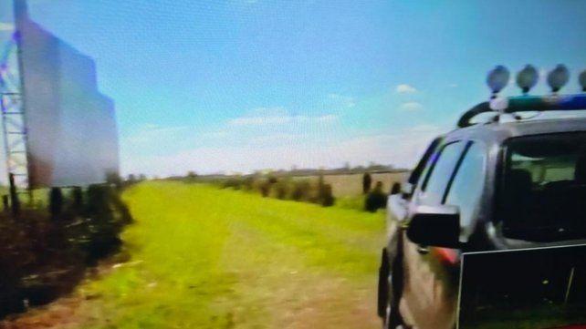 Policía Comunitaria de ecología y la agrupación Los Pumas recorren sectores rurales de San Jerónimo Sud en busca del puma.