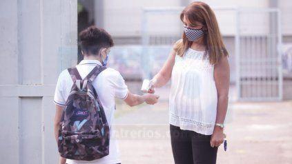 Burbujas escolares desiertas por casos sospechosos y contagios de coronavirus