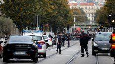El ataque terrorista conmocionó a la ciudad de Niza, en Francia.