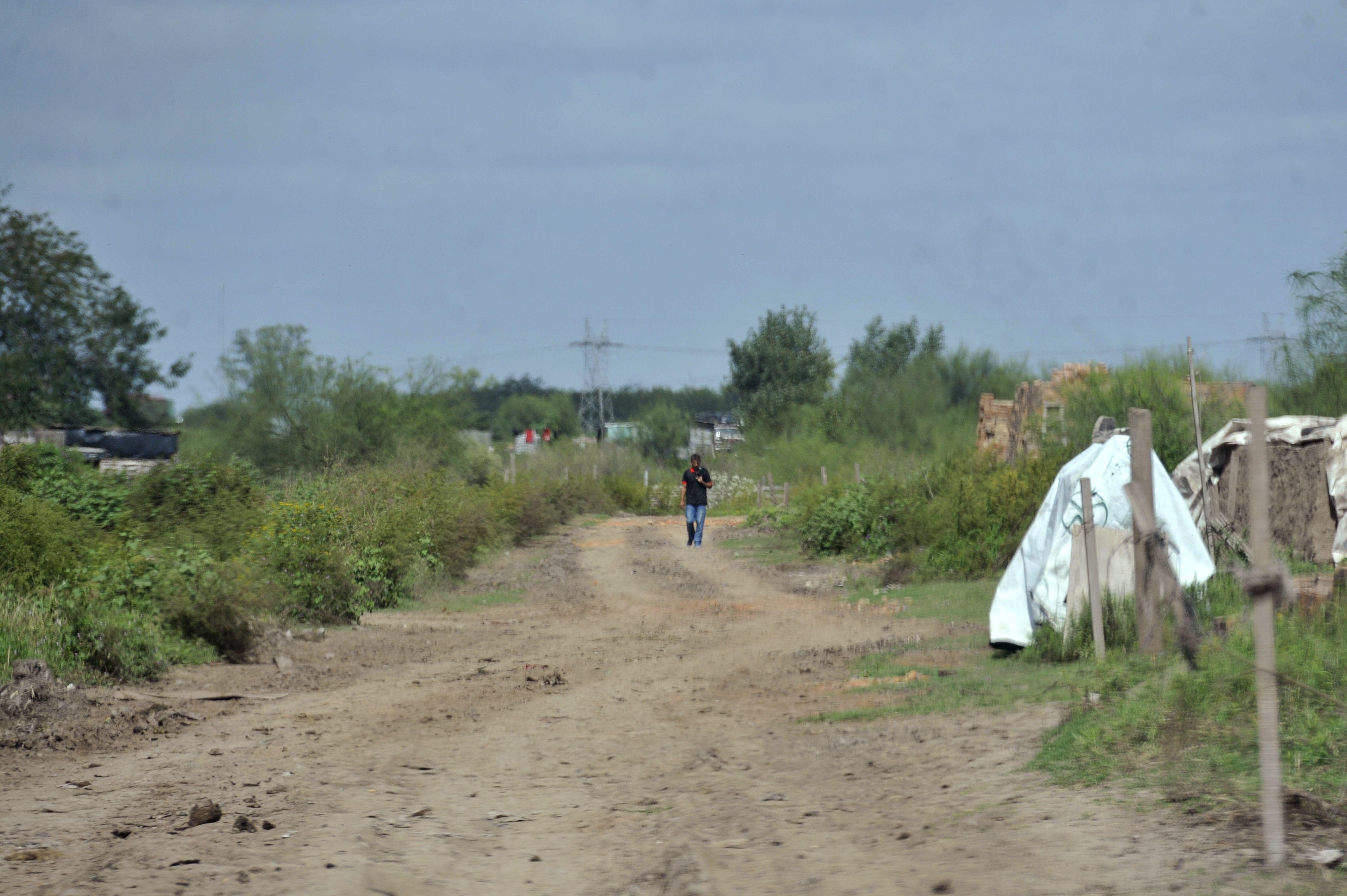 rural. El crimen ocurrió en San Juan de Luz al 8300