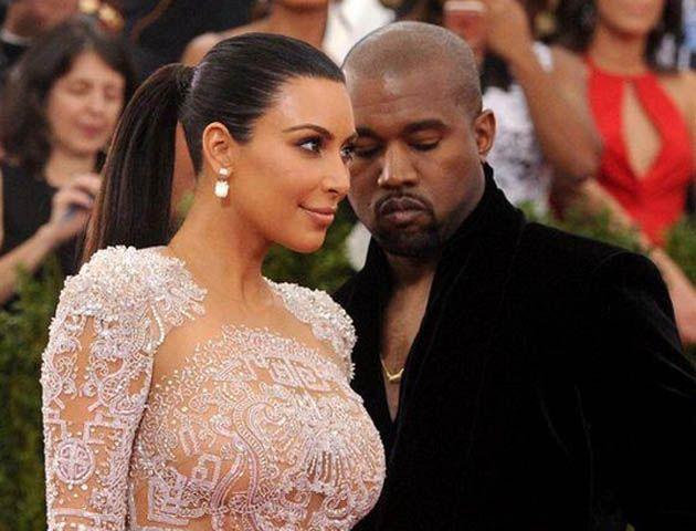 Kim anunció  que está embarazada de su segundo hijo .