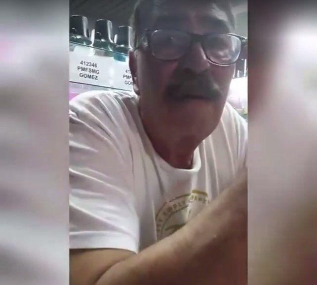 Hizo confesar al padre que abusó de ella durante 18 años y publicó el video de ese momento