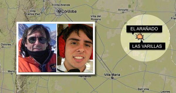 Apareció avioneta desaparecida con sus dos ocupantes muertos