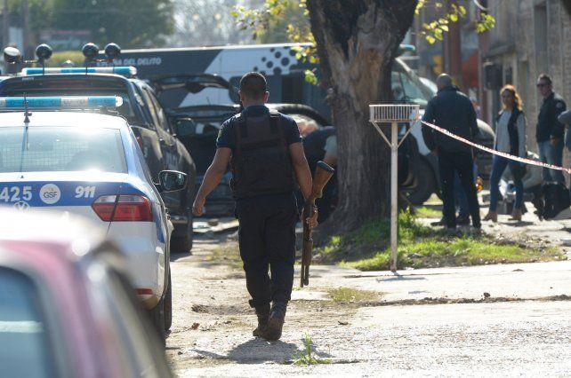El doble crimen ocurrió el 23 de junio en Callao al 5700.
