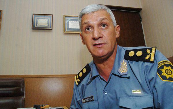 A declarar. Osvaldo Daniel Toledo fue jefe de la policía provincial y ahora deberá dar cuenta de su patrimonio.