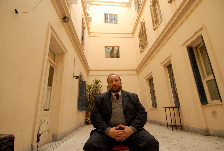 El rector de la UNR reclamó la semana pasada por la autonomía de Rosario. (Foto: C. Mutti Lovera)