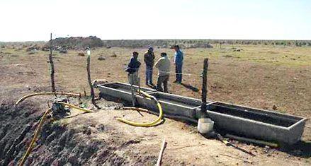 Evalúan medidas por la alarmante sequía en el norte de la provincia