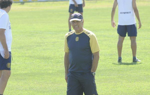 Miguel Angel Russo buscará con  calma a los refuerzos que pretende  para realizar una buena campaña en el torneo Final 2014.