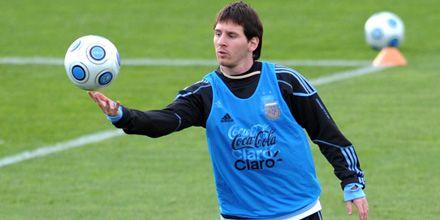 Messi: Cambiaría todo lo que gané por el título en el Mundial