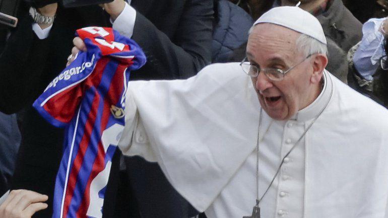 El Papa cuervo.
