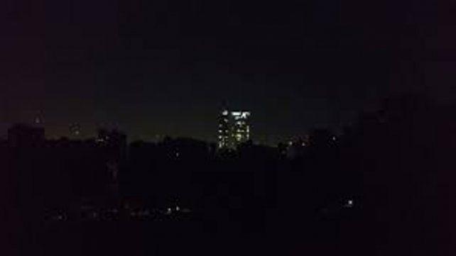 Enorme apagón en Buenos Aires, con 35º de sensación térmica