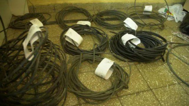 La EPE denunció los hurtos de cables en Fiscalía.