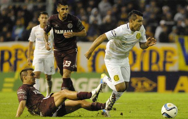 El chaqueño será titular ante Vélez en reemplazo del Chelito Delgado. (Foto de archivo)