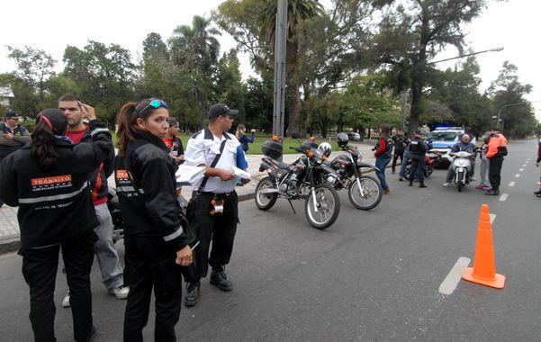 Objetivo. La administración socialista resolvió ampliar la plantilla de agentes destinados a las tareas de fiscalización en las calles de la ciudad.