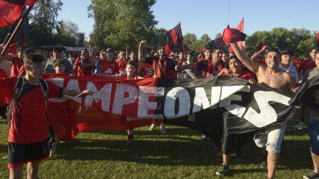 Campeón del Molinas: en la temporada 2017, Unión de Alvarez se quedó por primera vez con el máximo certamen de la Rosarina.