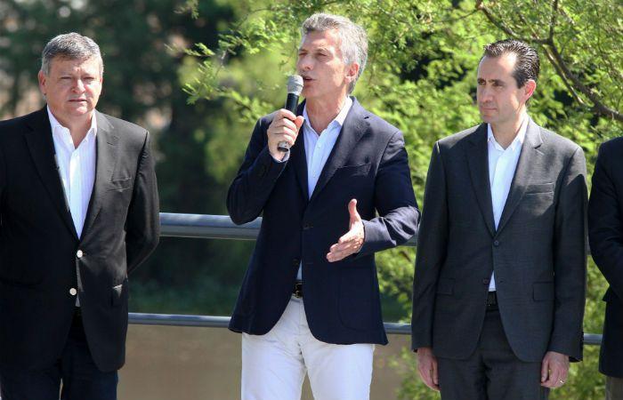 Macri anunció obras de infraestructura por 5.000 millones de dólares para el noroeste argentino.