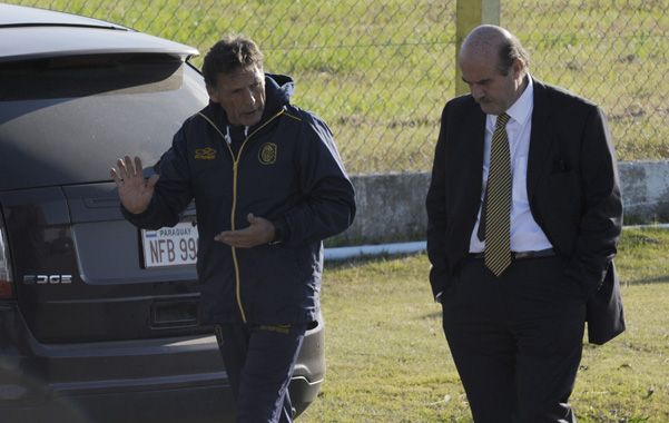Tiro Federal percibirá del club auriazul un canon y además compartirá porcentajes de derechos económicos de los futbolistas.