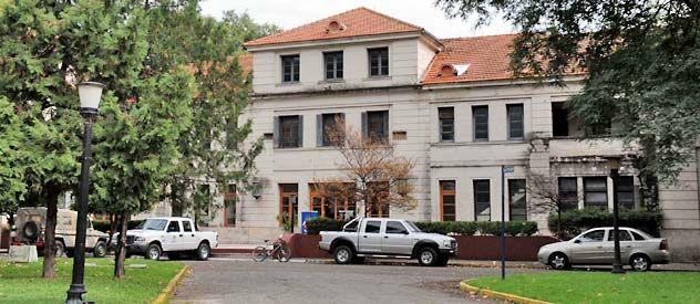 Nuevos usos. En los viejos edificios del predio de Lamadrid al 500 se instalarán empresas del rubro tecnológico.