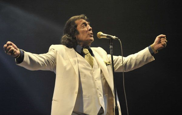 El último recital de Cacho Castaña en Rosario.