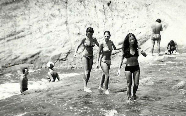 Cascadas añoradas. En otros tiempos se decía que las aguas del arroyo Saladillo eran curativas. Concurrían cientos de personas.