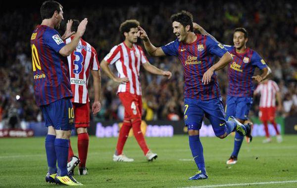 Barcelona y Atlético de Madrid se verán las caras en los primeros días de abril.