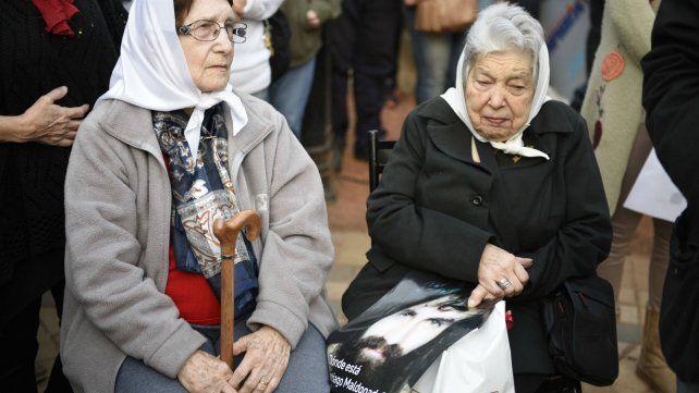 Madres de Rosario convocan a la ronda de esta tarde para abrazar a la familia Maldonado
