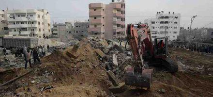 Gaza: Israel mantiene la ofensiva pero acelera gestiones diplomáticas