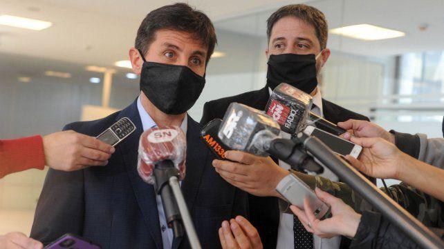 Schiappa Pietra y Edery lanzaron la tercera etapa de la investigación sobre juego clandestino. La ruta del dinero de Leonardo Peiti.