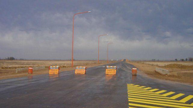 La provincia repavimentará la ruta 10 entre Gálvez y López