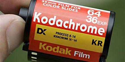 Kodak se rindió a la tecnología digital: dejará de fabricar el rollo Kodachrome