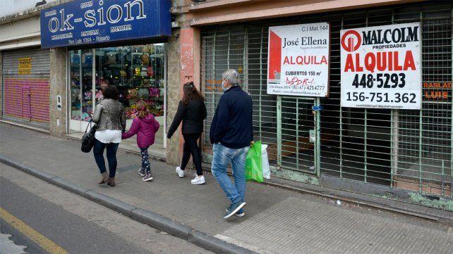 Comercio en crisis: piden estirar moratorias porque no se pueden cumplir los compromisos