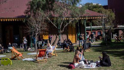 La Estación Embarcadero de Vélez Sarsfield 164 ofrecerá juegos y picnics al sol para todas las edades y de manera gratuita.