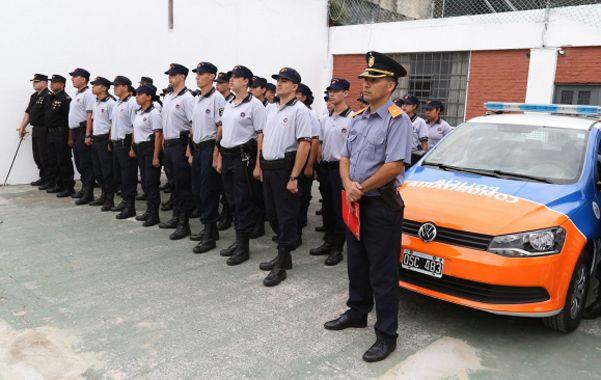 La policía comunitaria arrancó en barrio Echesortu
