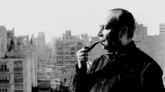 El gran novelista Leopoldo Marechal.