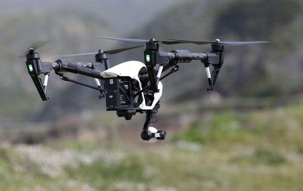 No letal. Se vienen los drones policía para protección y seguridad en EEUU.