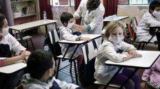 """""""Tenemos la obligación de proteger la salud de nuestros alumnos y compañeros docente, dijo el secretario gremial de Amsafé , Roque Jaime."""