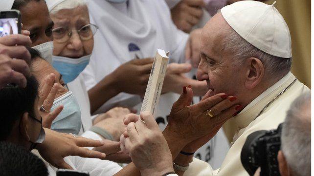 El papa Francisco condenó se mostró muy crítico de los políticos y de algunos sectores de la Iglesia.