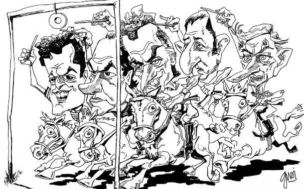 La larga carrera hacia la Presidencia