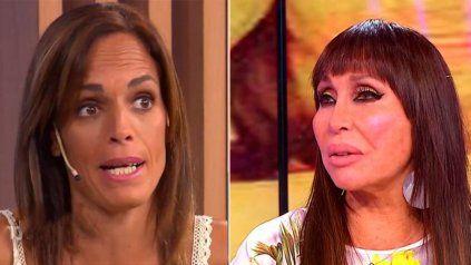 Verónica Monti, la ex novia de Sergio Denis, acusó a Moria Casán de querer prostituirla.